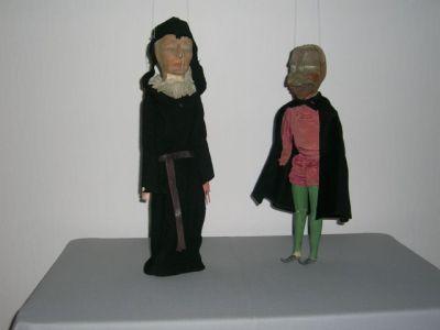 Faust en Mefisto