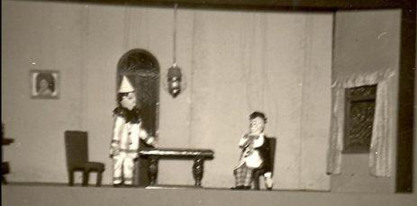 Pierke en Gust in de jaren '60